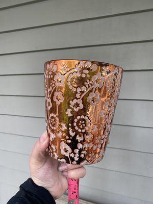 Flower ceramic planter for Sale in Cambridge, MA