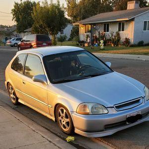 97 Honda Civic Cx for Sale in Ceres, CA