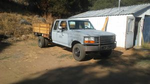 1993 ford flatbed for Sale in Squaw Valley, CA