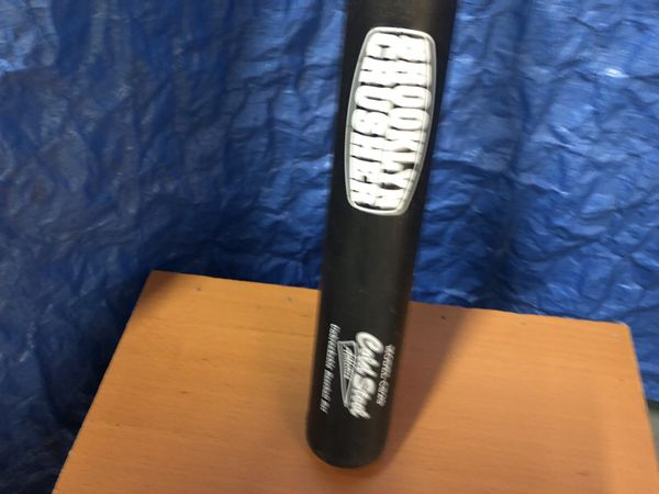 Unbreakable baseball bat
