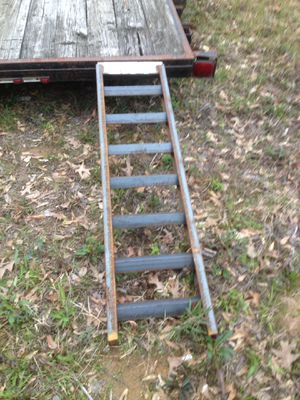 Trailer ramp. It's only one ramp for Sale in Baton Rouge, LA