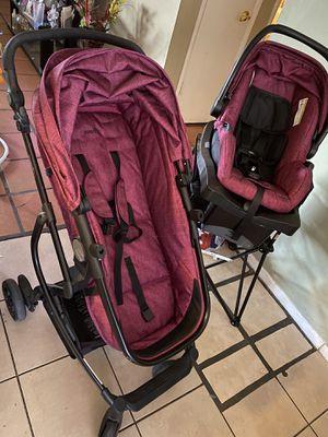 Evenflo stroller & car seat for Sale in Phoenix, AZ