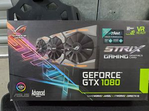 Geforce GTX 1080 brand new for Sale in Los Angeles, CA