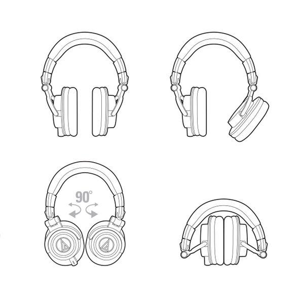 ATH-M50xBB HEADPHONES