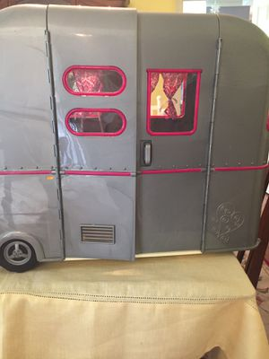 Our generation doll camper for Sale in Brentwood, TN