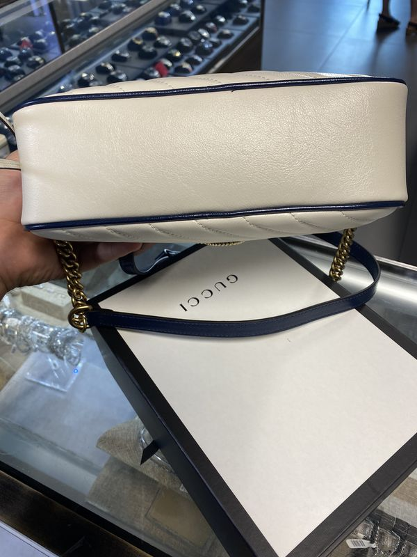 GUCCI MARMONT SMALL SHOULDER BAG PERFECT CHRISTMAS GIFT