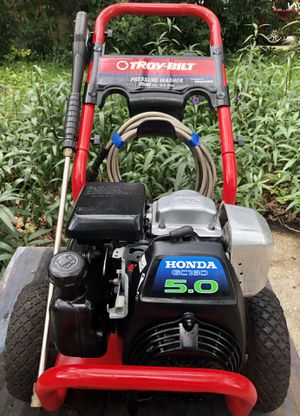 Pressure / Power Washer. 3000 PSI @ 2.5 GPM. **New Pump**. Honda 5.0 HP. Complete. Ready to Work. for Sale in Safety Harbor, FL