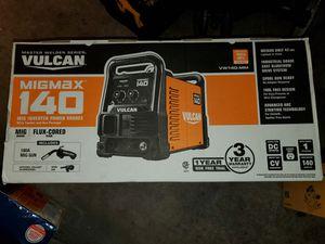 Vulcan welder migmax140 BRAND NEW for Sale in Las Vegas, NV