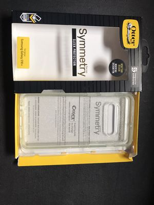 Otterbox Samsung galaxy s10+ symmetry for Sale in Akron, OH