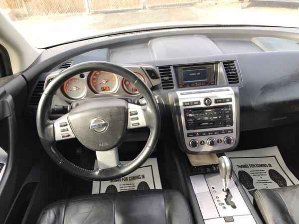 2007 Nisaan Murano Sl . 118*** miles $5900