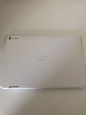 Hp Chromebook x360 touchscreen laptop and charger for Sale in Stafford, VA