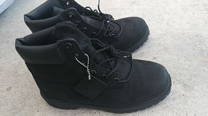 Black Timberlands Size 6 for Sale in Las Vegas, NV