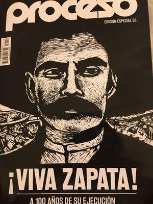 Viva Zapata! Viva Mexico! A 100 Años De Su Ejecución. Revista for Sale in Chicago, IL