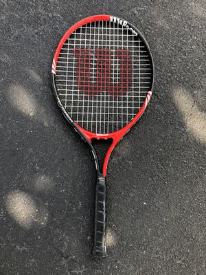 Wilson tennis racket for Sale in Purcellville, VA