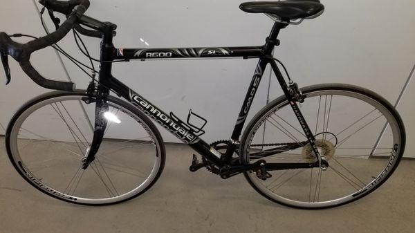 Cannondale R600 cadd 5 handmade in USA racing bike