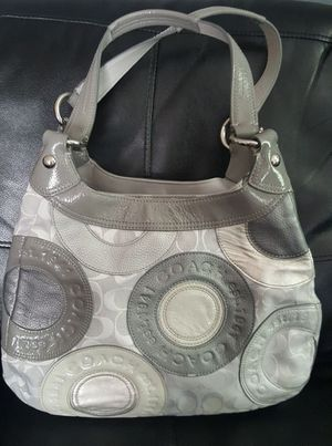 Coach piece patchwork soho hobo bag for Sale in Aurora, CO