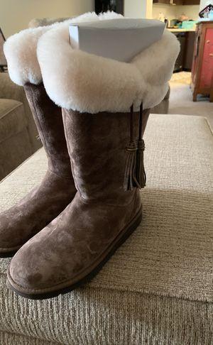Uggs Tall Mocha waterproof Size 8 for Sale in Alexandria, VA
