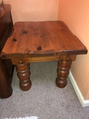 Wooden table for Sale in Gaston, SC