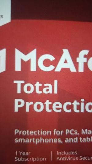 Mcafee antivirus for Sale in Kissimmee, FL