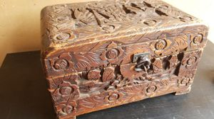 Antique Handcrafted Lock Box for Sale in Kent, WA