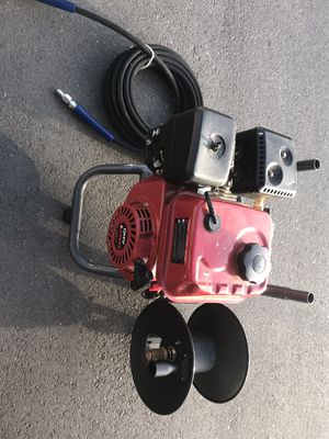 Pressure washer and 50 foot hose brand new for Sale in Los Angeles, CA
