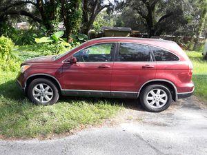 2008 Honda CRV EXL for Sale in Tampa, FL