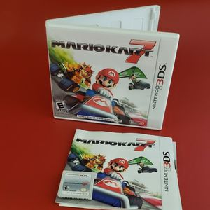 Nintendo 3ds Mario Kart 7 Game for Sale in Happy Valley, OR