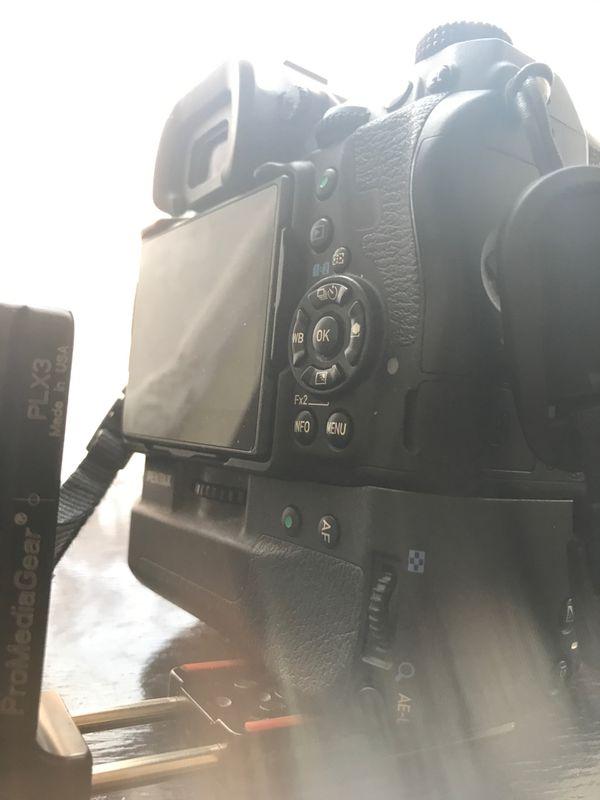 Pentax K-1 Camera