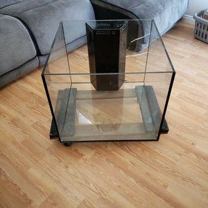 50 Gallon Rimless Aquarium Cube for Sale in Riverside, CA