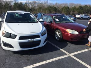 2013 Chevy Sonic for Sale in Clarkston, GA