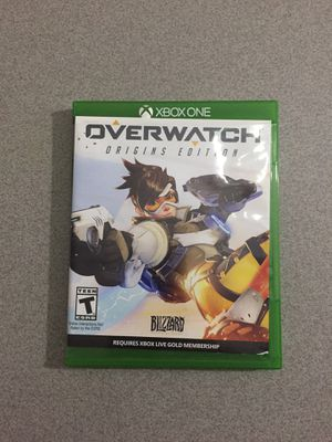 Overwatch origins edition blizzard entertainment Xbox one for Sale in Columbus, OH