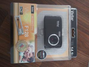 Vivitar digital camera and case for Sale in N MARTINSVLLE, WV