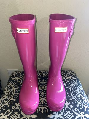 Hunter Girls Boots for Sale in Converse, TX