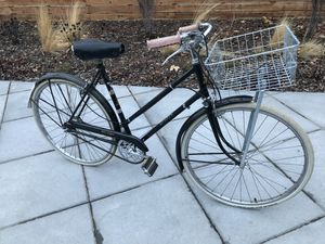 Vintage Raleigh Sport Mixte 3 Speed Bicycle for Sale in Richland, WA