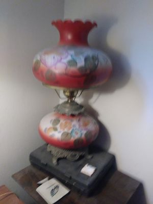 Hurricane antique lamp for Sale in Langhorne, PA