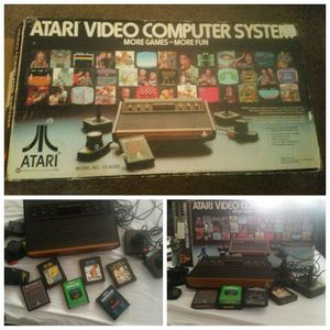 Atari game system for Sale in Tacoma, WA