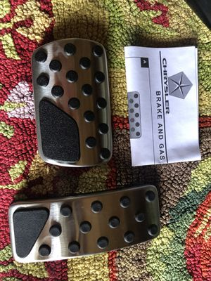 Jeep brake and gas pedal cover for Sale in Port Richey, FL