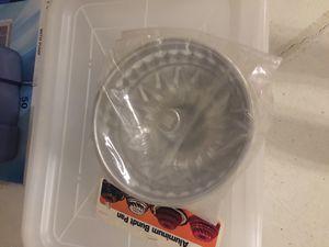 Bundt pan for Sale in Norton, MA
