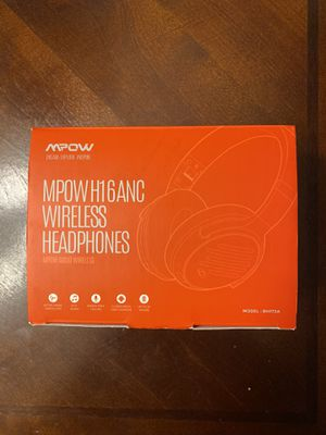 Mpow Wireless Headphones for Sale in Sterling Heights, MI