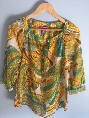 Banana Republic silk tunic for Sale in Quincy, MA