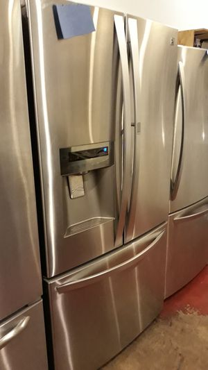 "Kenmore elite frech doors excellent condition 4months warranty 36"" for Sale in Halethorpe, MD"