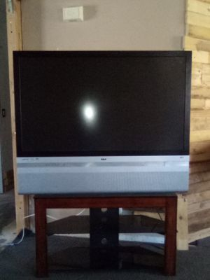 55 inch projection screen TV RCA model for Sale in Las Vegas, NV