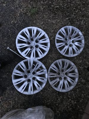 Covers for Toyota Camry 2012 for Sale in Chico, CA