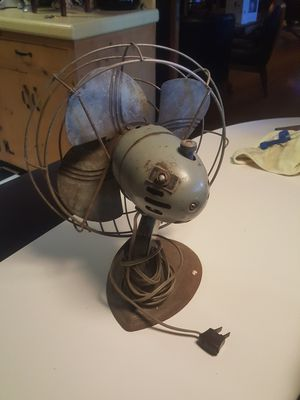 Antique table fan for Sale in La Mesa, CA