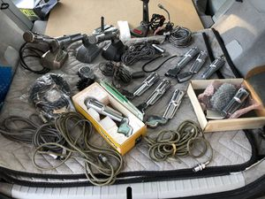 Collectible - Vintage Ham radio equipment and accessories - bundle 1 for Sale in Tampa, FL