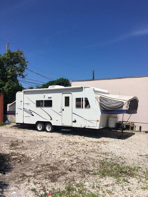 2003 jayco travel trailer camper