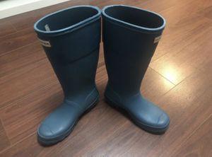 Hunter rain boots kids size 5 (never worn) for Sale in Mechanicsburg, PA