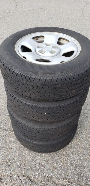 "Honda Pilot Rims tires 17"" 2010+ for Sale in Stoughton, MA"