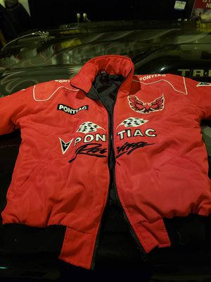 Pontiac Firebird Racing Jacket Large for Sale in Findlay, OH