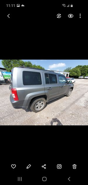 2012 jeep patriot for Sale in Saginaw, TX